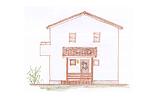 洋瓦と漆喰壁の雑貨が似合う家 K様邸
