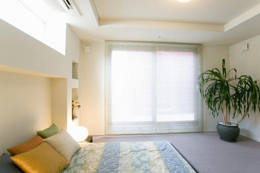 空調が整った部屋_平屋を高断熱・高気密にするメリット|佐藤ホーム